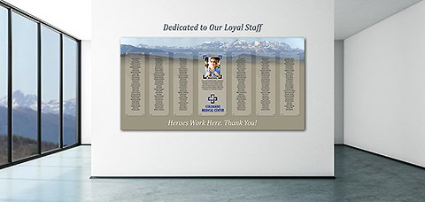 Recognition Wall Idea 2