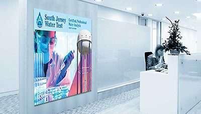 Office Wall Idea 8: Marketing Wall