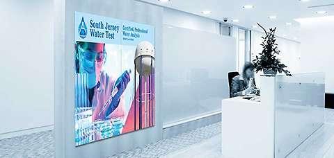 Office Wall Idea 10: Marketing Wall