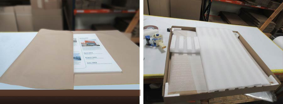 Your StoryWall Is Carefully and Securely Packaged