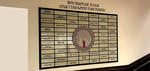 Donor Wall Idea 2