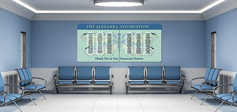 Donor Wall Idea 3