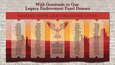 Donor Wall Idea 7