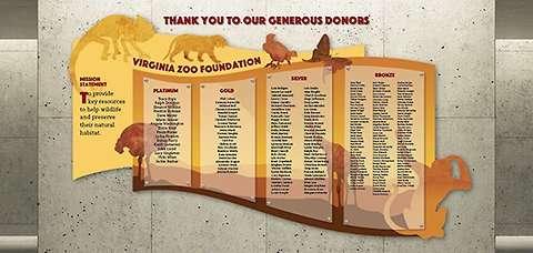 Donor Wall Idea 9