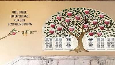 Donor Wall Idea 13