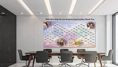 Donor Wall Idea 14