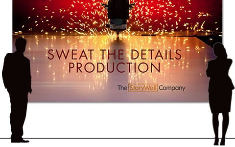 Sweat the Details Production