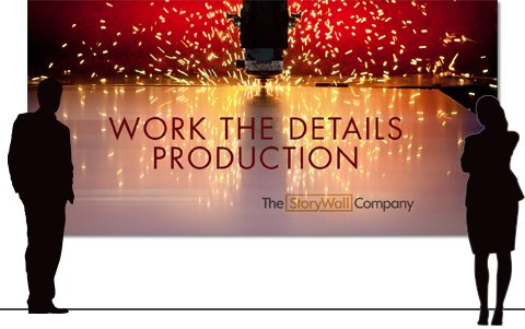 Work the Details Production